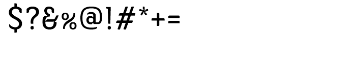 LayarBahtera Kiamat Regular Font OTHER CHARS