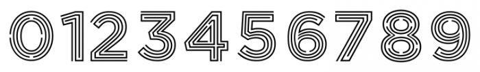 LABYRINTHUS REGULAR Font OTHER CHARS
