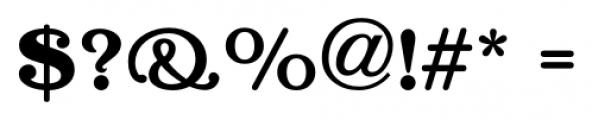 Lamp Post JNL Regular Font OTHER CHARS