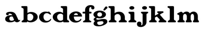 Lamp Post JNL Regular Font LOWERCASE