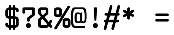 Larabiefont Bold Font OTHER CHARS