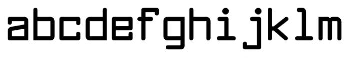 Larabiefont Bold Font LOWERCASE