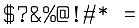 Larabiefont Regular Font OTHER CHARS