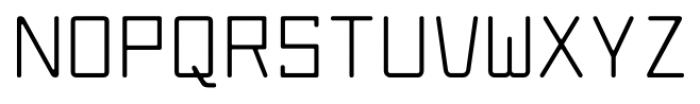 Larabiefont Regular Font UPPERCASE