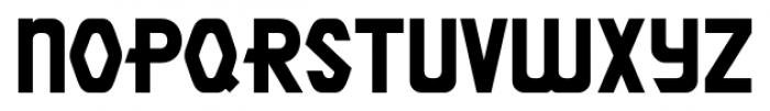 Lauderdale JNL Regular Font UPPERCASE