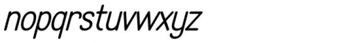 LA Headlights BTN Bold Italic Font LOWERCASE