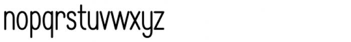 LA Headlights BTN Cond Font LOWERCASE
