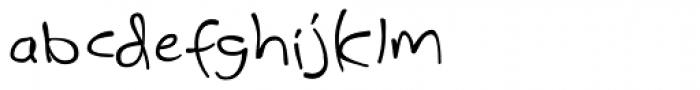 LAHeat ROB Font LOWERCASE
