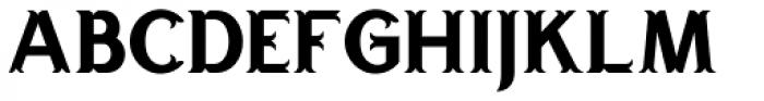 LAKESTER REGULAR LAYER 1 Font LOWERCASE