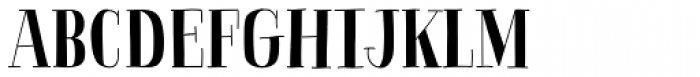 La Chic Pro Font UPPERCASE