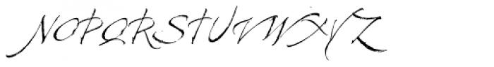 La Figura Font UPPERCASE