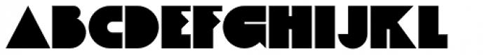 La Moda NF Font UPPERCASE