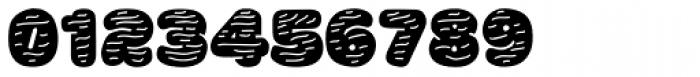 La Mona Kids Base Layer One Font OTHER CHARS