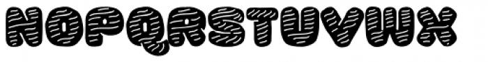 La Mona Kids Base Layer One Font UPPERCASE