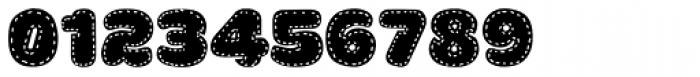 La Mona Kids Base Layer Two Font OTHER CHARS