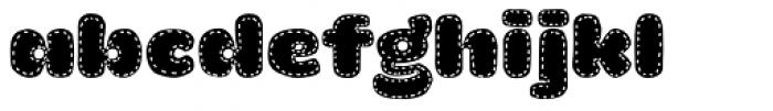 La Mona Kids Base Layer Two Font LOWERCASE