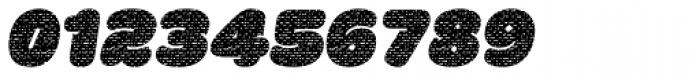 La Mona Pro Cloth Italic Font OTHER CHARS