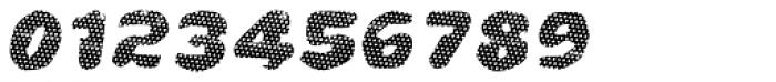 La Mona Pro Layer One Italic Font OTHER CHARS