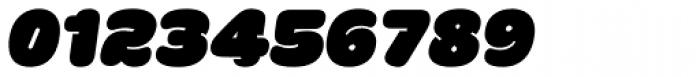 La Mona Pro Regular Italic Font OTHER CHARS