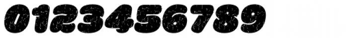 La Mona Pro Rough Two Italic Font OTHER CHARS
