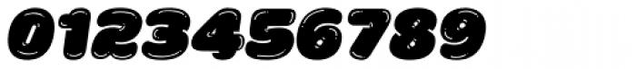La Mona Pro Shine Italic Font OTHER CHARS