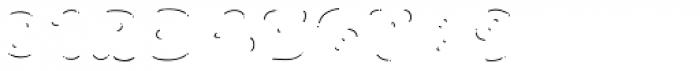 La Mona Pro Shine Line Font OTHER CHARS