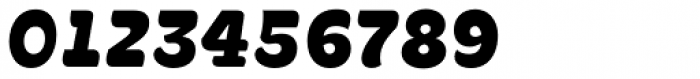 La Pica Pro Black Font OTHER CHARS