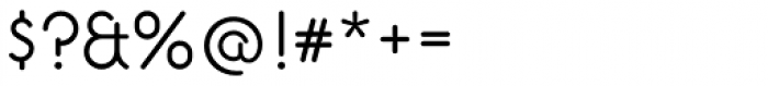 La Rotonda Thin Font OTHER CHARS
