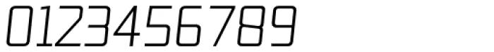 Lab Sans Pro Light Italic Font OTHER CHARS