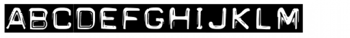 Label Machine JNL Font LOWERCASE