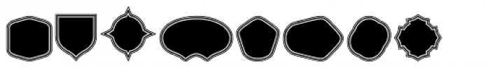 Label Pro XL Black B2 Font UPPERCASE