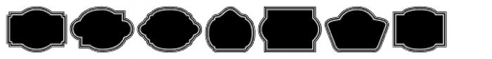 Label Pro XL Black B2 Font LOWERCASE