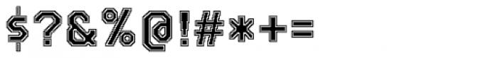 Labelo Varsity Font OTHER CHARS