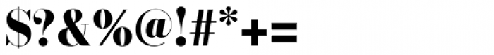 Labernia TitCond Black Font OTHER CHARS
