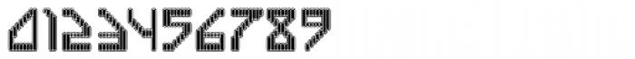 Labolg Inline Font OTHER CHARS