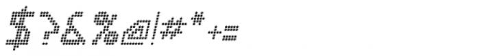 Labolg Italic Font OTHER CHARS