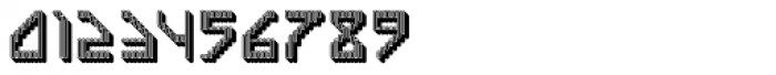 Labolg Negative Font OTHER CHARS