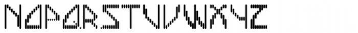 Labolg Strike Font UPPERCASE