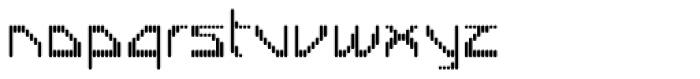 Labolg Strike Font LOWERCASE