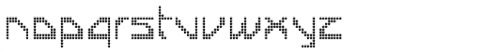Labolg Font LOWERCASE