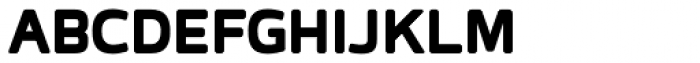 Labrador B Black Font UPPERCASE