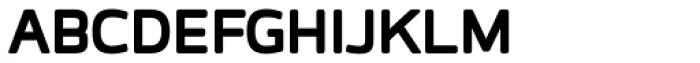 Labrador B ExtraBold Font UPPERCASE