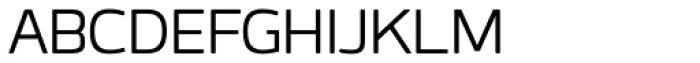 Labrador B Font UPPERCASE