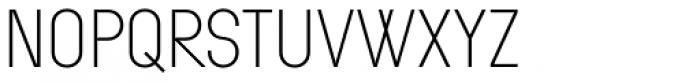 Ladislav Light Font UPPERCASE
