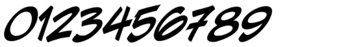 Ladronn Bold Italic Font OTHER CHARS