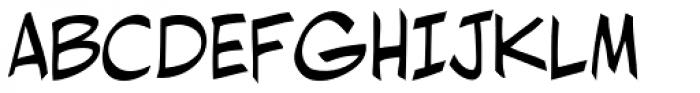 Ladronn Font UPPERCASE