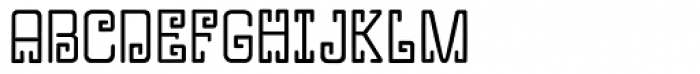 Lady Cleo Font UPPERCASE