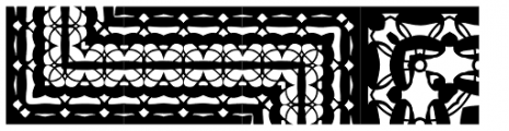 Lady Dodo Patterns Font LOWERCASE