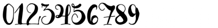 Lady Dodo Font OTHER CHARS