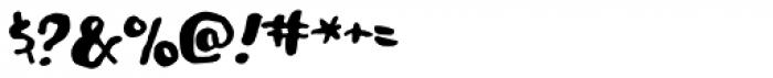 Ladybug Font OTHER CHARS